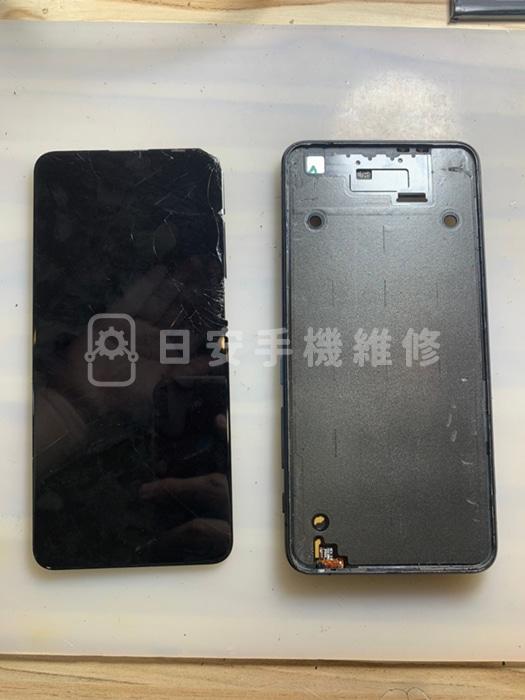 ASUS 華碩 Zenfone 6 ZS630KL 移除破損螢幕