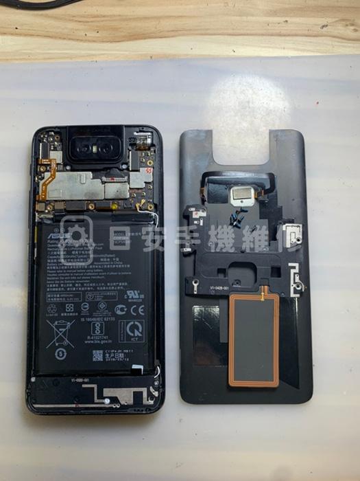 ASUS 華碩 Zenfone 6 ZS630KL 移除保護蓋
