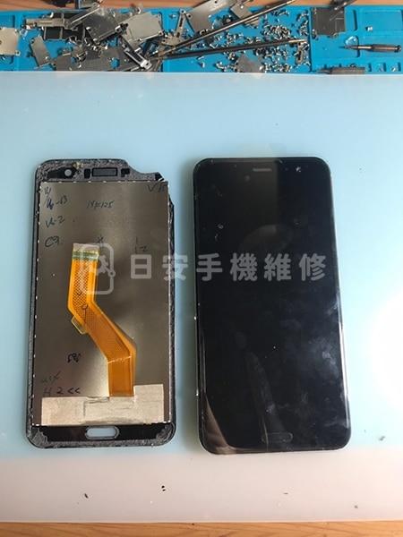 HTC U11 螢幕維修 安裝新螢幕