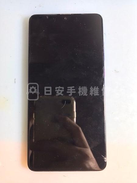 華為 mate 20 pro 維修前 螢幕破損