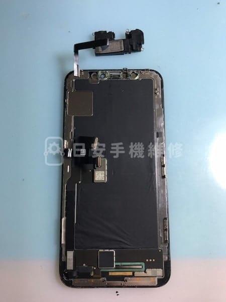 iPhone X 移除聽筒