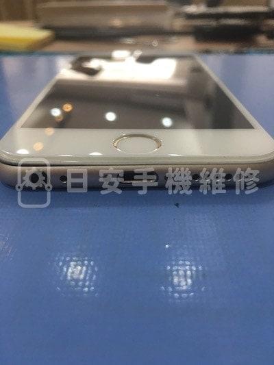 iPhone 6s 電池膨脹