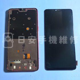 OPPO R15 拆除損壞螢幕
