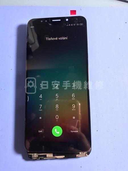 小米 紅米 5 Plus 測試螢幕