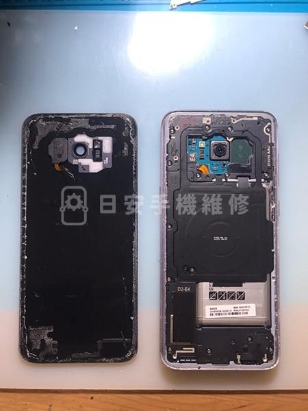Samsung S8+ 移除背蓋