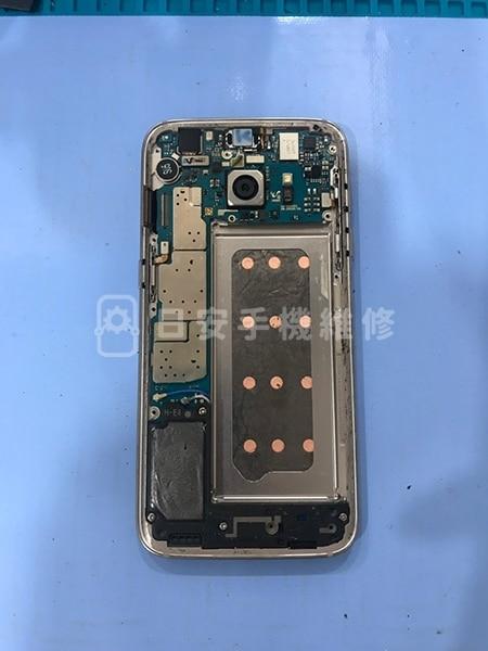 三星 S7 更換螢幕 拆卸電池