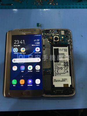 三星 S7 更換螢幕 測試新螢幕