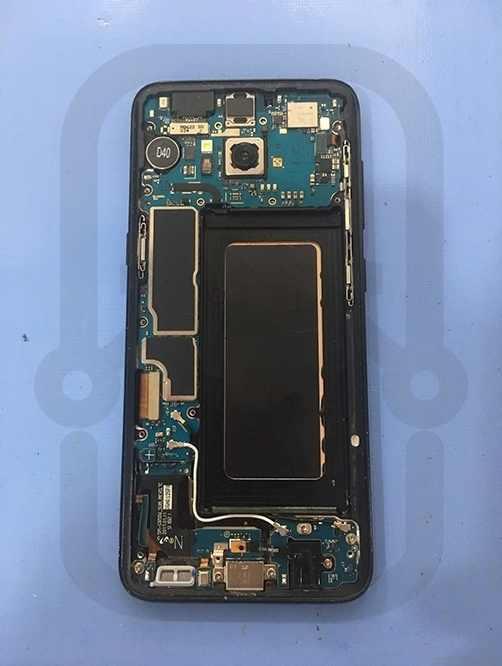 Samsung S8 卸除電池