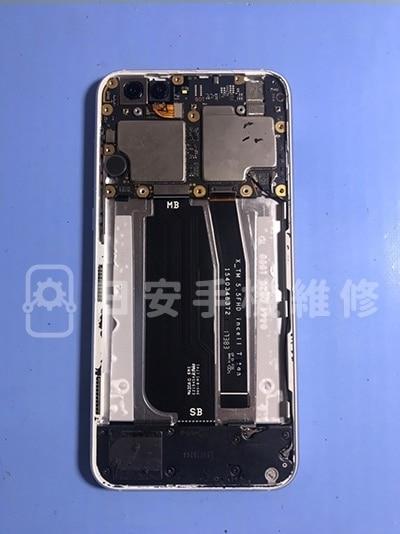 zenfone 4 ze554kl 螢幕維修 - 拆除電池